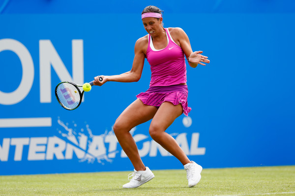 Madison Keys aegon international