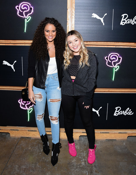 Madison Pettis and Torri Webster Photos - 1 of 11