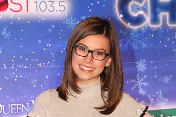 Madisyn Shipman The Queen Mary's CHILL Tree Lighting Ceremony