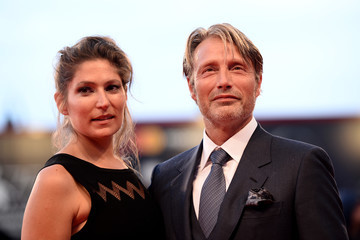 Mads Mikkelsen 'At Eternity's Gate' Red Carpet Arrivals - 75th Venice Film Festival