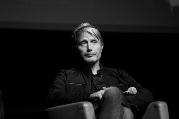 Mads Mikkelsen Druk (Another Round) Press Conference - 15th Rome Film Festival 2020