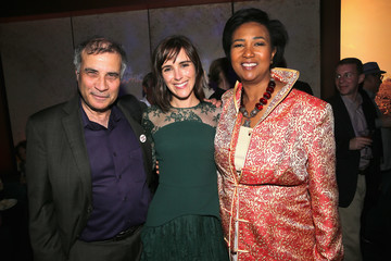 Mae C. Jemison National Geographic Channel 'Mars' Premiere NYC - After Party