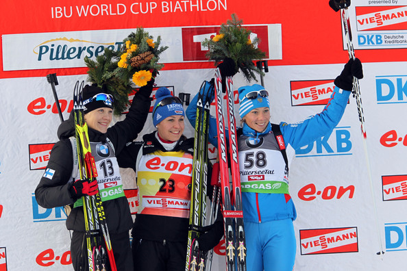 E.ON IBU Biathlon World Cup - Women 7,5km Sprint