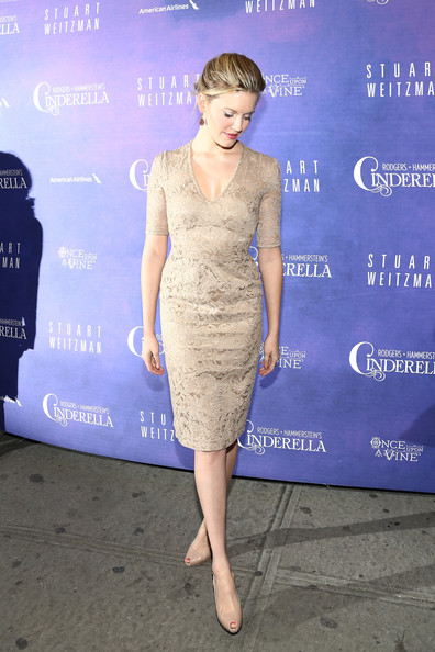 Maggie Grace on broadway