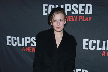 Maggie Grace 'Eclipsed' Broadway Opening Night - Arrivals & Curtain Call