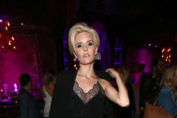 Maggie Grace 'Wind River' After Party at Le Jardin