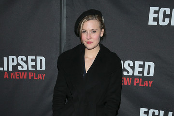 "Maggie Grace ""Eclipsed"" Broadway Opening Night - Arrivals & Curtain Call"