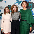 Maggie Gylenhaal Ovarian Cancer Research Alliance Presents Style Lab At Gotham Hall NYC, Hosted By Maggie Gyllenhaal And Kate Mara