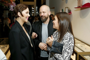 Maggie Gyllenhaal Peter Sarsgaard Montblanc x The Webster Collaboration Launch Event