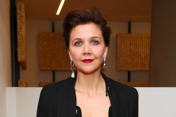 Maggie Gyllenhaal Hudson Yards VIP Grand Opening Event - Inside