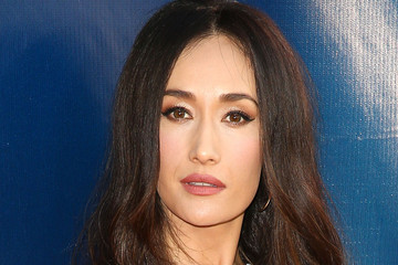 Maggie Q TCA Summer Press Tour Party