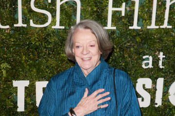 Maggie Smith London Evening Standard British Film Awards - Red Carpet Arrivals