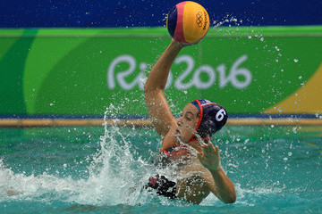 Maggie Steffens Water Polo - Olympics: Day 6