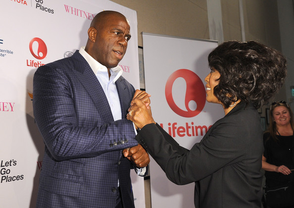 "Premiere Of Lifetime's ""Whitney"" - Red Carpet"