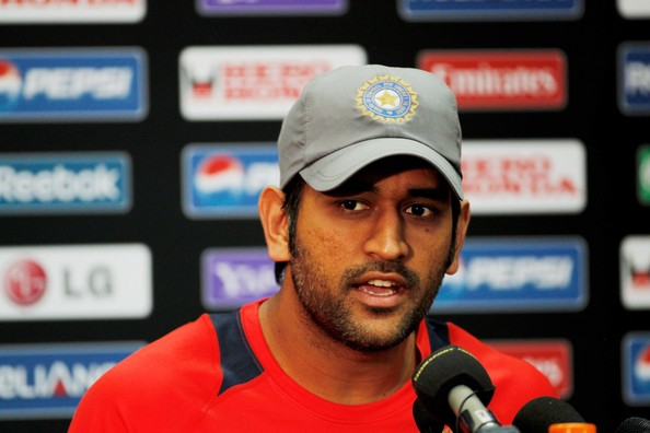 world cup 2011 champions dhoni. 2011 ICC World Cup Semi-Final