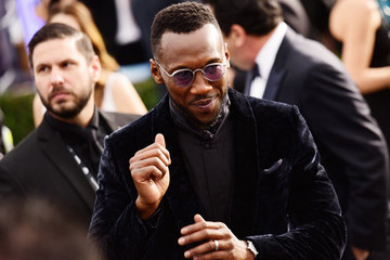 Mahershala Ali 26th Annual Screen Actors Guild Awards - Fan Bleachers