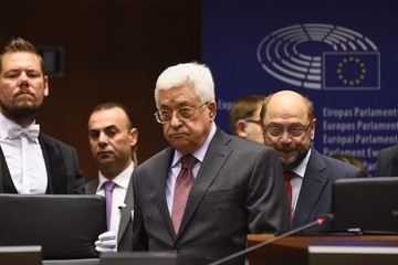 Mahmoud Abbas Mahmud Abbas Speaks at the European Parliament