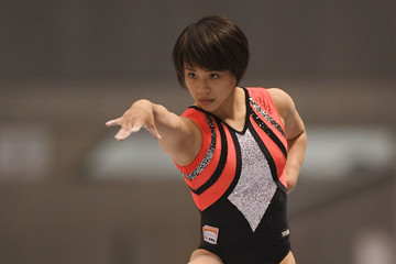 Mai Murakami All Japan Artistic Gymnastics Championships - Day 3