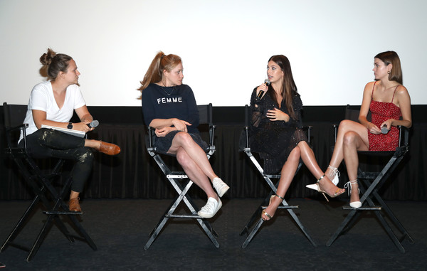 Screening And Q&A Of A24's 'Never Goin' Back'