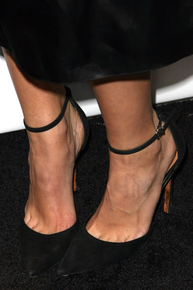 The Paley Center For Media's Annual Los Angeles Gala, Celebrating Television's Impact On LGBT Equality [footwear,leg,ankle,sandal,high heels,shoe,human leg,foot,joint,human body,maia mitchell,celebrating televisions impact on lgbt equality,television,shoe detail,impact,los angeles,skirball cultural center,paley center for media,los angeles gala,gala]