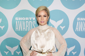 Maiah Ocando The 9th Annual Shorty Awards - Teal Carpet Arrivals