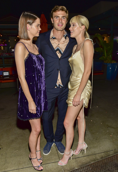 Screening Of A24's 'Hot Summer Nights' - After Party