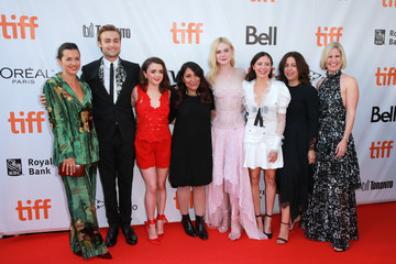 Maisie Williams 2017 Toronto International Film Festival - 'Mary Shelley' Premiere - Arrivals
