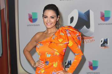 Maite Perroni Univision's 13th Edition Of Premios Juventud Youth Awards - Arrivals