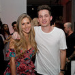 Maja Malnar Premiere of Charlie Puth's New Single 'Attention' - in Partnership With Spotify, Artist Partner Group (APG) and Atlantic Records