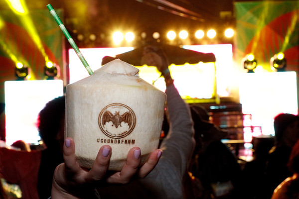 BACARDI Presents Sound Of Rum Sessions: Chicago With Major Lazer