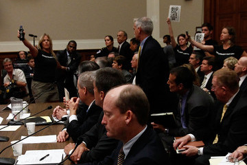 Marvin Odum Major Oil CEO's Testify AT House Hearing On Drilling Safety