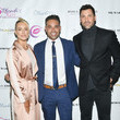 Maksim Chmerkovskiy Mr. Warburton Presents Kiss The Stars Breast Cancer Awareness Cocktail Hour Hosted By Anne Heche