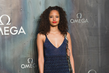 Malaika Firth Lost in Space - Anniversary party