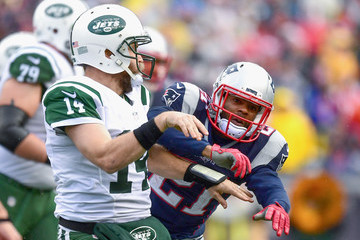 Malcolm Butler New York Jets v New England Patriots
