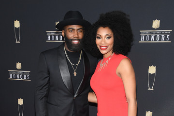 Malcolm Jenkins 8th Annual NFL Honors - Arrivals