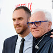 Malcolm Mcdowell Premiere of Netflix's 'The Discovery' - Arrivals