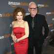 Malcolm Mcdowell Amazon Studios Golden Globes Celebration