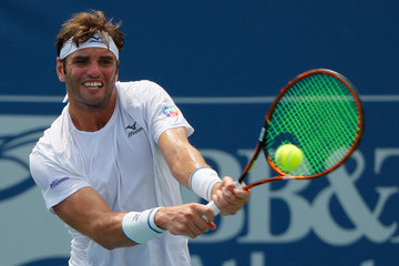 Malek Jaziri BB&T Atlanta Open - Day 4