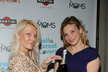 "Malena Belafonte The Moms And MARTINI Celebrate Tina Fey And Release Of Her New Film, ""Admission"""
