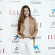 Malena Costa Elle Celebrates Women's Day