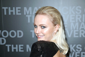 Malin Akerman Esquire Celebrates March Cover Star James Corden and the Mavericks of Hollywood Presented by Hugo Boss