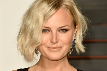 Malin Akerman Arrivals at the Elton John AIDS Foundation Oscars Viewing Party — Part 5