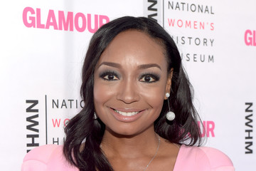 Malina Moye National Women's History Museum Presents the 4th Annual Women Making History Brunch, Presented by Glamour Magazine