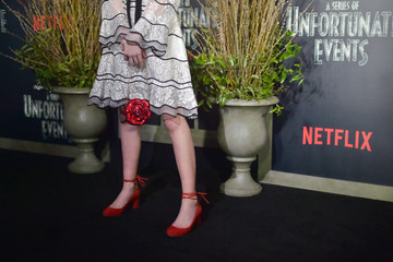 """Malina Weissman An Alternative View of 'Lemony Snicket's A Series of Unfortunate Events"""" Screening"""