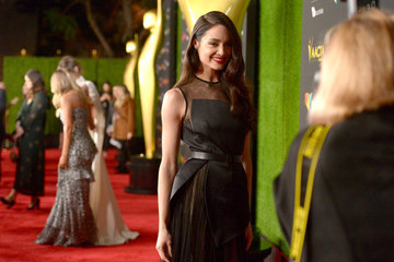 Mallory Jansen 7th AACTA International Awards - Red Carpet
