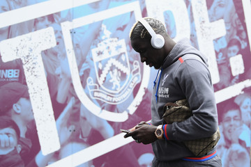 Mamadou Sakho Burnley v Crystal Palace - Premier League