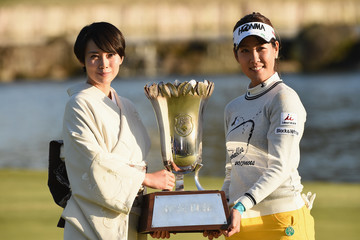 Mami Fukuda Itoen Ladies Golf Tournament 2017 - Final Round