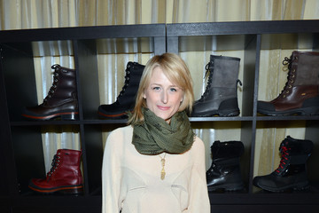 Mamie Gummer UGG At Village At The Lift 2013 - Day 3 - 2013 Park City