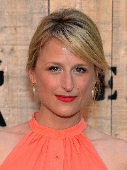 Mamie Gummer Mamie Gummer attends FEED USA + Target launch event on June 19, 2013 in New York City.