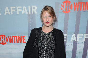 Mamie Gummer 'The Affair' Premieres in NYC